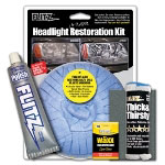 Flitz Headlight Restoration Kit