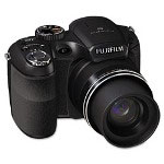 Fuji FinePix S1800 Digital Camera, 12MP, 18x Optical Zoom