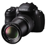 Fuji FinePix HS30EXR Digital Camera,16MP,30x Optical Zoom;Digital Zoom 2X=60X Paired