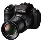Fuji FinePix HS25EXR Digital Camera,16MP,30x Optical Zoom;Digital Zoom 2X=60X Paired
