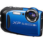 Fuji Finepix XP80 Digital Camera, 16MP, All Wheather, Blue