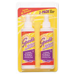 Sparkle Flat Screen & Monitor Cleaner, Pleasant Scent, 8 oz Bottle, 2/Pack