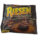 Mars Drinks Reisen Chocolate Caramel Candies, 10 oz.