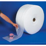 "Box Partners 24"" x 350' Perforated Air Foam Rolls Foam Thickness: 1/8"""