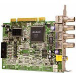 Avermedia AVerDiGi Hybrid NV3000 - DVR Card - PCI - 4 Channels