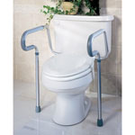 Medline Rail, Toilet, Safety, Guardian, Each
