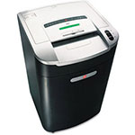 GBC® ShredMaster GLS3230 Heavy-Duty Strip-Cut Shredder, Charcoal/Black