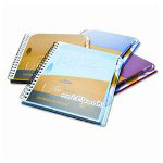 GBC® College Rule Student Notebook, 3-Tab