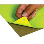 "Box Partners 1/2"" x 1/64"" Removable Temporary Glue Dots Low Tack Strength"