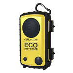 Grace Water Tight Speaker Case Yellow