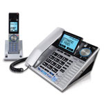 GE Pro corded/cordless speakerphone with di