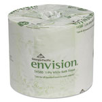 Georgia Pacific One-Ply Bathroom Tissue, 1210 Sheets/Roll, 80 Rolls/Carton