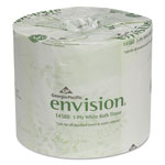 Envision® Bath Tissue, 1 Ply, White