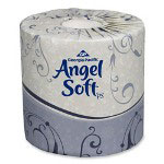 Angel Soft Premium Bulk Bathroom Tissue, White