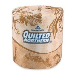 Quilted Northern Two Ply Bathroom Tissue, 60 Rolls/Carton
