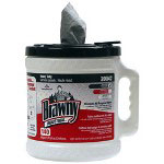 Brawny Cleaning Wipes, Bucket of 140 Wipes
