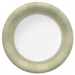 "Georgia Pacific Heavy Duty Deep Dish Disposable 6"" Paper Plates, Three Layer, Pack of 1,000"