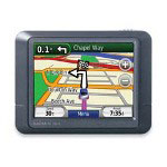 "Garmin Vehicle Navigation Unit, w/Bluetooth, 3-4/5""x4/5""x2-4/5"""