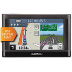 Garmin GPS Navigator, U.S. Map Lifetime Coverage, 4.3in, Black