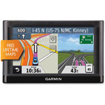 Garmin GPS Navigator, U.S. Map Lifetime Coverage, 5in, Black