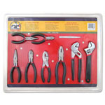 Genuine Joe 9-Piece Plier Set
