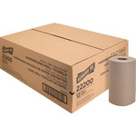 "Genuine Joe 22200 Brown Bulk Hardwound Roll Paper Towels, 7 7/8"" x 350'"