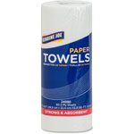 "Genuine Joe 24080 White 2 Ply Household Roll Paper Towels, 11"" x 8"""