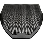 Genuine Joe Deodorizing Z-Mat, Urinal Mat, Black