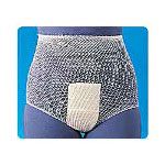 Western Medical Surgilast Pre-Cut Tubular Dressing, Peri Panty, Small / Medium