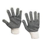 Box Partners PVC Dot Knit Glove Large Size