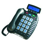 Sonic Alert Geemarc Ampli500 50db Amplified Telephone with Caller ID