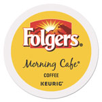 Folgers Gourmet Selections Morning Café Coffee K-Cups, 24/Box