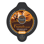 Tully's Coffee® French Roast Bolt Packs, Decaf, 18/Box