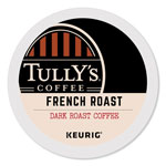 Tully's Coffee® French Roast Coffee K-Cups, 24/Box