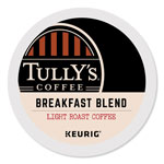 Tully's Coffee® Breakfast Blend Coffee K-Cups, 24/Box