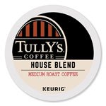Tully's Coffee® House Blend Coffee K-Cups, 24/Box
