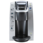 Keurig® K130 Commercial Brewer, 7 x 10, Silver/Black
