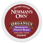 Newman's Own® French Roast Coffee K-Cups, 24/Box