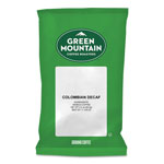 Green Mountain Colombian Supremo Decaf Coffee Fraction Packs, 2.2oz, 50/Carton