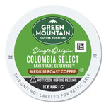 Green Mountain Colombian Fair Trade Select Coffee K-Cups, 24/Box