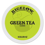 Bigelow Tea Company Green Tea K-Cup Pack, 24/Box