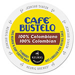 Cafe Bustelo 100 percent Colombian K-Cups, 96/Carton