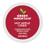 Green Mountain Hot Apple Cider K-Cups, 96/Carton