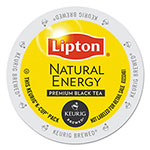 Lipton® Natural Energy Tea K-Cups, 96/Carton