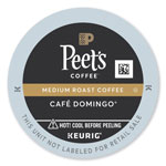 Peet's Cafe Domingo K-Cups, 22/Box