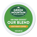 Green Mountain Our Blend Coffee K-Cups, 96/Carton