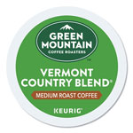 Green Mountain Vermont Country Blend Coffee K-Cups, 24/Box