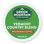 Green Mountain Vermont Country Blend Coffee K-Cups, 96/Carton