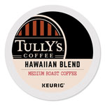 Tully's Coffee® Hawaiian Blend Coffee K-Cups, 96/Carton