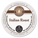 Barista Prima Coffee House® Italian Roast K-Cups Coffee Pack, 24/Box, 4 Box/Carton